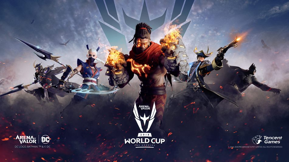 Arena of Valor WC