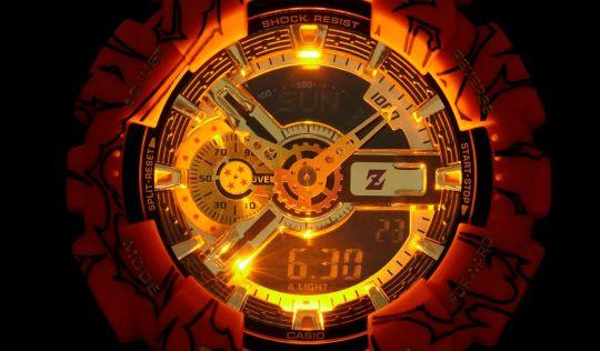 Casio G-Shock DBZ