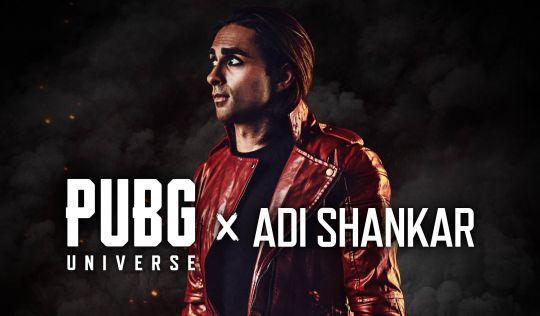 PUBG Adi Shankar